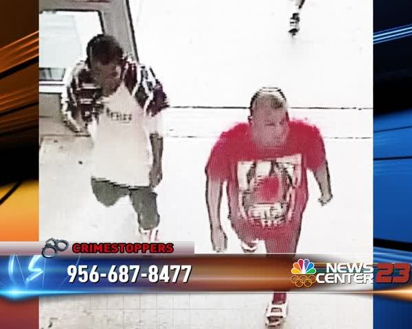 McAllen PD Looking for Persons of Interests in Burglary_17812164-159532