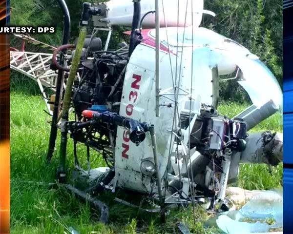 FAA investigates helicopter crash_23453724-159532