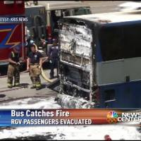 Valley Transit Bus catches fire_00591238-159532