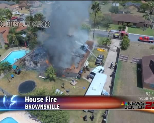 Fire destroys Brownsville home- minor injuries_29726920-159532