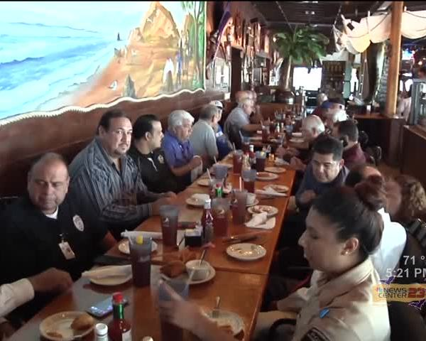 Cameron County Leader Raise Funds for Port Isabel Athletes_10521130-159532