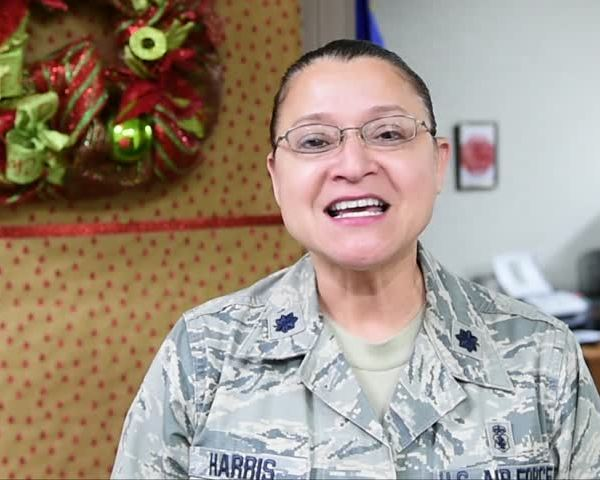Holiday 2016 Military Greetings- Lt- Col- Meliza Harris_63627736