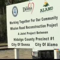 Major Road Reconstruction Project in Hidalgo County_35103554