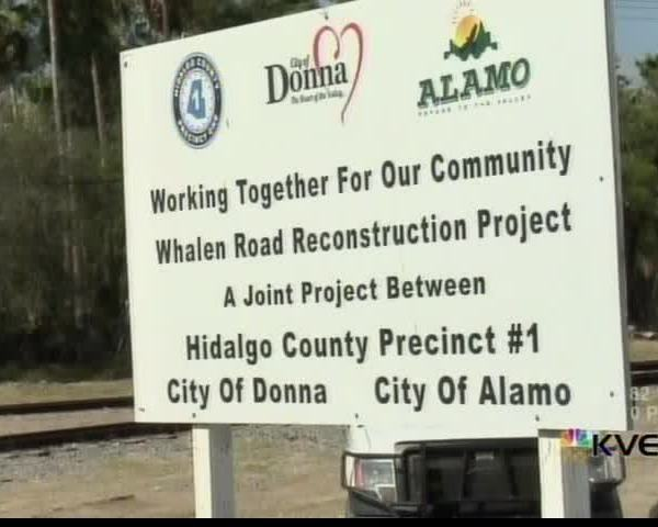 Major Road Reconstruction Project in Hidalgo County_35103554