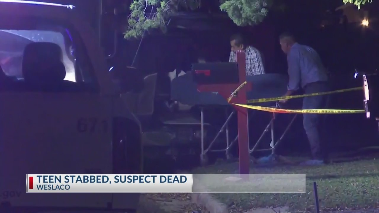 Weslaco Teen Dead Following Attempted Murder-Suicide