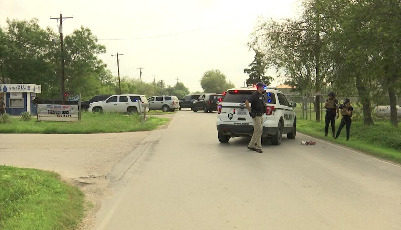 Morning Drug Raid Yields Several Arrests