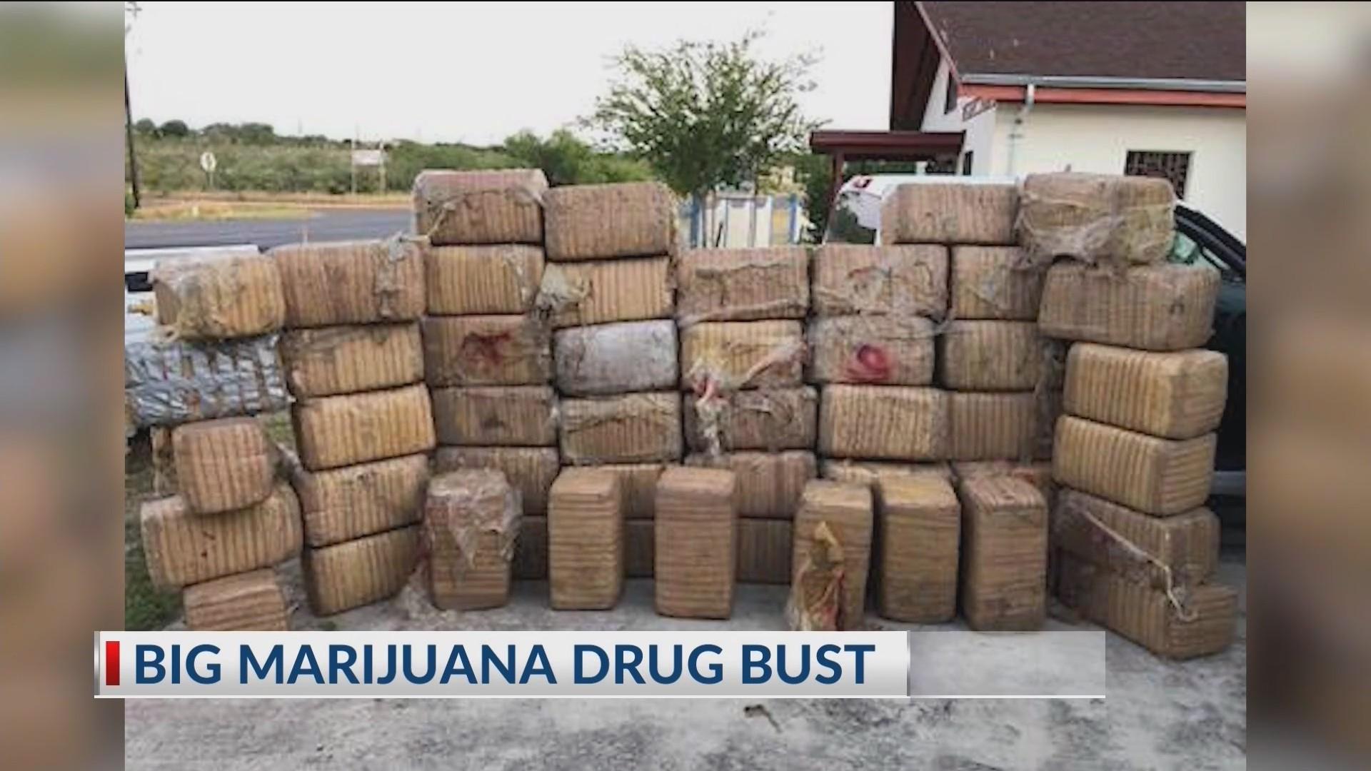 2019 Drug Bust