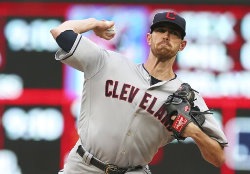 Indians beat Twins 6-2, pull even for Central Division lead – KVEO-TV